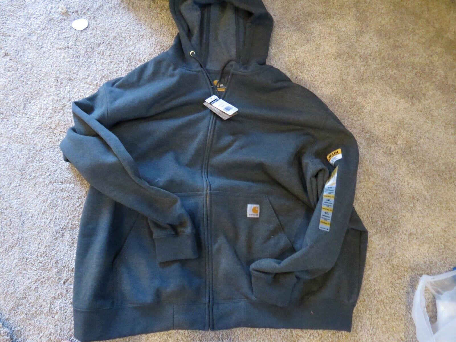 Carhartt  RN14806 4X regular sweat shirt (lot)