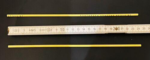 AF 314 BF Silberlot Ummantelt Silberhartlot hoch Silberhaltig 2 Stück 2,0x250mm