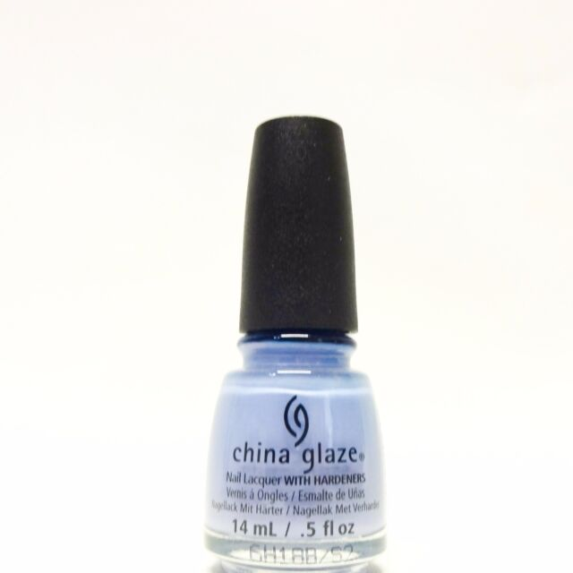 China Glaze Nail Lacquer With Hardeners Good Tide Ings 5oz 83786