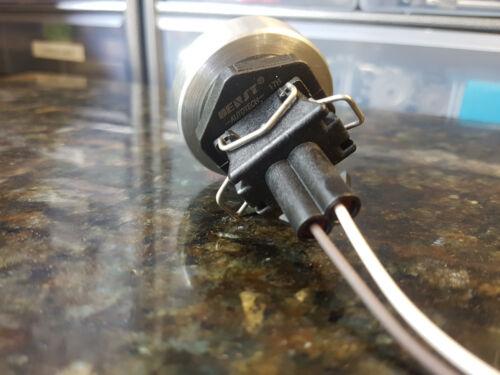 M30x2.5 6061 Aluminum Welding Bung For AEM 30-3322 Fluid Level Sensor