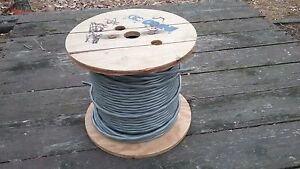 OMNICABLE 16 AWG SHIELDED STRANDED WIRE CABLE -2 CON. - 5 FT LENGTH ...