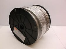"""3/8"""" Stainless Steel 304 Cable 150' Strand Type 7 x 19 2400 Lb Capacity (E25S)"""
