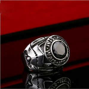 Cool-Jewelry-Punk-Star-Wars-Stormtrooper-Black-Zircon-316L-Steel-Ring-Sz-7-13