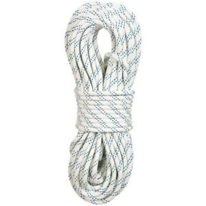 New-England-Ropes-KM-III-7-16-034-X-200-039-White-Static-Climbing-Rope