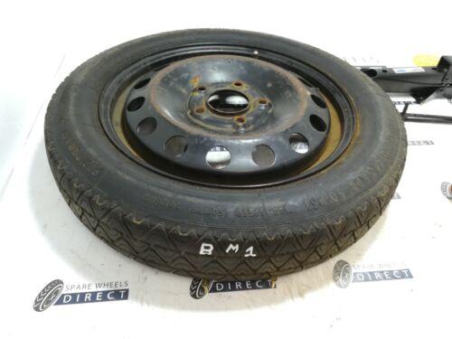 "BM1 BMW 3 Series 2009 2013 E92 E93 16/"" espacio Saver Repuesto Rueda Kit Jack"