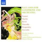 Ballads for Saxophone and Orchestra (minczuk LPO Kerkezos) 0747313245420 CD