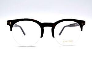 NEW-TOM-FORD-TF5539-052-DARK-HAVANA-AUTHENTIC-EYEGLASSES-FRAME-50-22-W-CASE-20