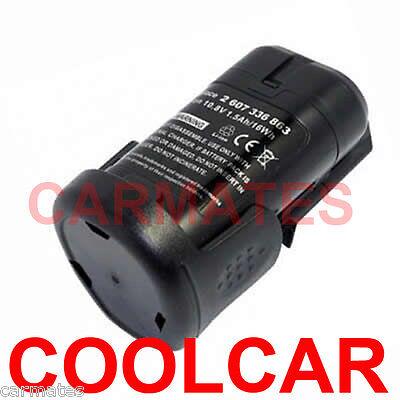 Batterie pour Bosch AHS 54-20 AKE 30 Li ALB 36 ART 30-36 Li Li-Ion 1.5Ah