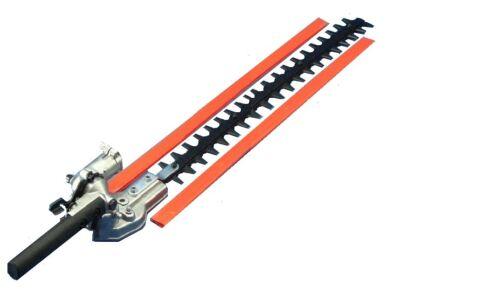 Heckenscherenaufsatz Heckenschwert 55 cm Anbauschwert Grasschneider Model al