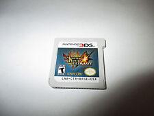 Monster Hunter 4 Ultimate (Nintendo 3DS) XL 2DS Game