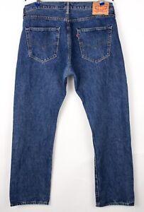 Levi's Strauss & Co Herren 501 Gerades Bein Jeans Größe W36 L32 BCZ215