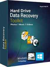 Hard Drive Data Restore, SSD Data Restore, Undelete lost files, Data Recovery