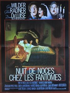 Poster-Night-Wedding-Chez-The-Ghosts-Haunted-Honeymoon-Gene-Wilder-40x60cm
