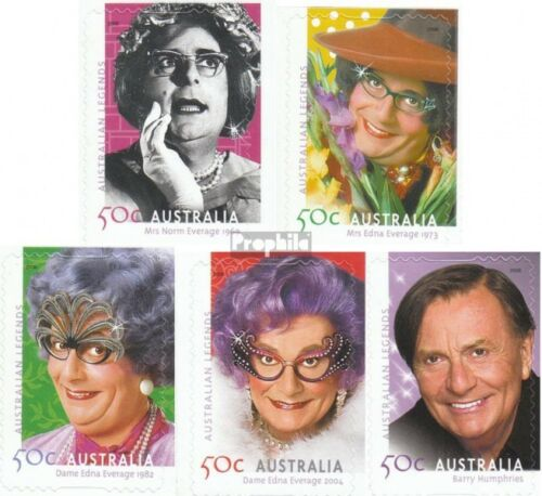 Australia 25152519 complete.issue. unmounted mint never hinged 2006 Legends