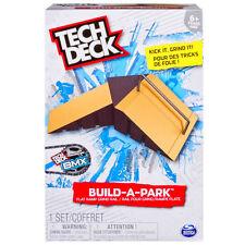 NEW TECH DECK BMX SKATEBOARDS FINGER BOARDS SKATE SK8 RAMP BUILD-A-PARK KIT