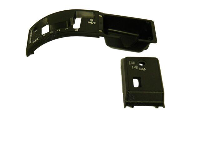 John Deere Stx38 Stx30 Gear Shift Quadrant Yellow Deck M74797 M77392