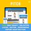 Pitch-Blue-ebay-Template-Verkaufsvorlage-Angebotsvorlage-Auktionsvorlage-HTML Indexbild 1