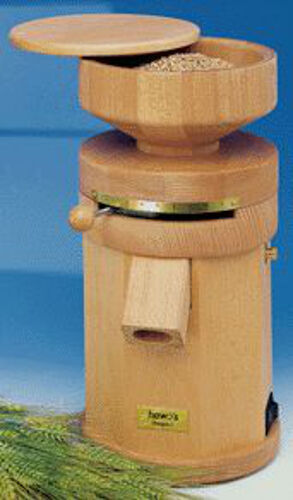 Hawos Getreidemühle Oktagon 1 Kornmühle  mit 360 Watt