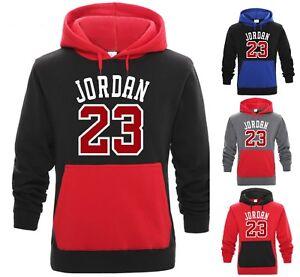 NEW-Michael-Air-Legend-23-Jordan-Mens-Hoodie-Sweatshirts-Sportswear-Fashion-bran