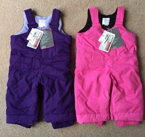 35b357104 NWT baby girls size 6-9 mos The Children s Place PURPLE or PINK snow ...