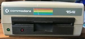 Commodore-1541-5-25-034-Floppy-Drive