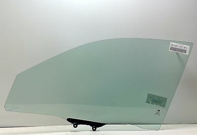 Fits 2012-2015 Honda Civic 4 Door Sedan Driver Side Left Rear Door Glass