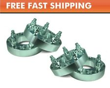 4 Pcs Wheel Adapters 5x425 To 5x45 Ford Mustang Wheels On T Bird Taurus 125 Fits Ford