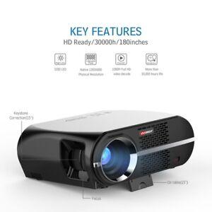 GP100-LCD-Video-Projector-w-1080P-Full-HD-Level-Quality-3200-Lumens-90-240V