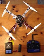 F450 450mm Quadcopter Drone Ready To Fly DJI Style 4s 2.4GHz Spektrum 5 Channel