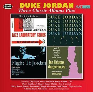 Duke-Jordan-Three-Classic-Albums-Plus-Trio-and-Quartet-Flight-To-CD
