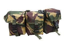 Highlander DPM PLCE Webbing Triple Utility Pouch Quick release Cadets Forces