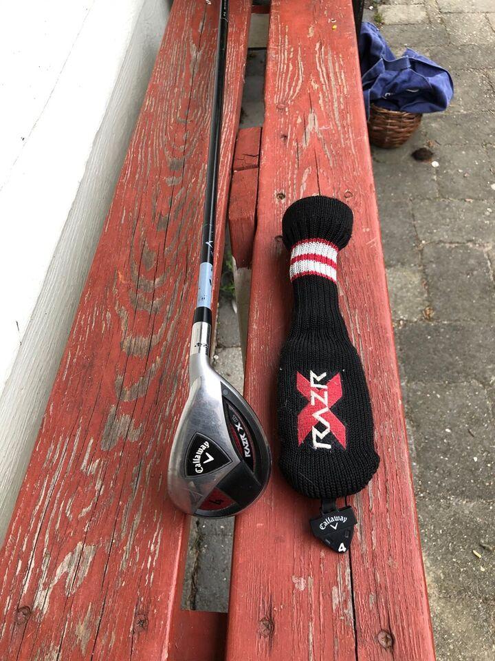 Grafit golfjern, Callaway RAZR X HL