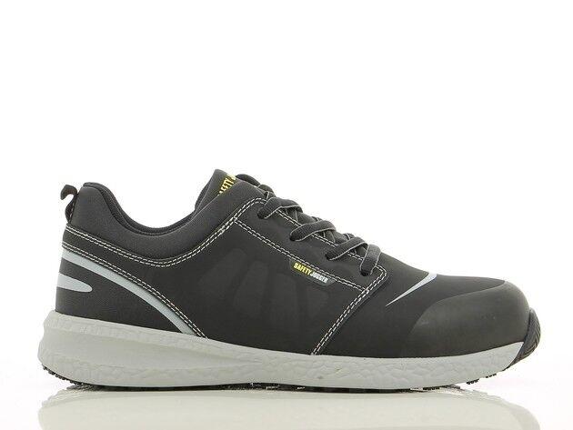 Luz Calzado de Seguridad S1P ROCKET81 Leder Coolmax Trabajo Zapatos