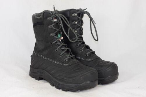 Royaume 7 Boot Steel po Plate 7 Botte Eu noire Black Uni Uk pour 41 de travail 41 hommes d'acier à 8 11495 Toe bout Aggressor Eu 11495 Work wIqPSTB