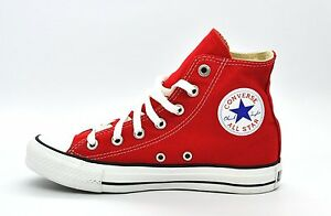 converse chuck taylor red
