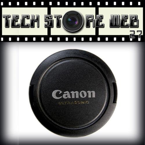 TAPPO OBBIETTIVO E58-mm CANON 24mm f//2.8 65mm f//2.8 TS-E90 28mm f//1.8u 50mm f1.4