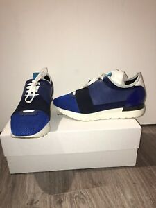 1c66a1ada685f6 Image is loading Balenciaga-Runners-Trainers-Size-39-6-UK