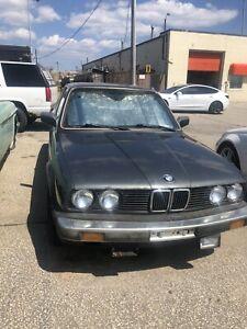 1987 BMW 3 Series 325