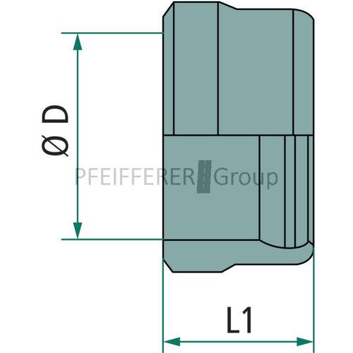Hydraulik DSR-Schneidringe DSR 18 L