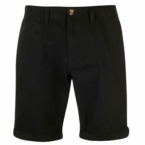 Mens-SoulCal-Cal-Chino-Shorts-Cotton-New