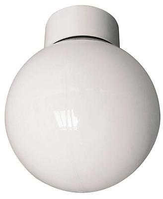 100w Bathroom Ceiling Globe Light, Bathroom Light Shades
