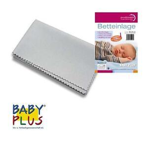 Baby-Plus-Betteinlage-wasserdicht-70-x-100-cm-NEU-3465