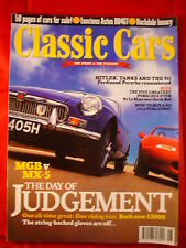 Classic cars magazine - June 1998 - MGB - 5 Greatest Porsches