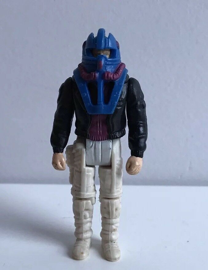 M.A.S.K MASK Ace Riker Euro Repaint Very Very Very RARE 695609