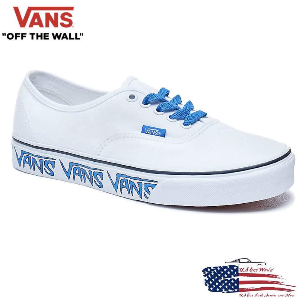 Vans Authentic Sketch Sidewall - - Skate Schuhe Klassiker - Sidewall True White VN0A38EMQ9M 88f602