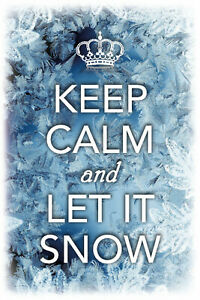 Keep-Calm-and-Let-It-Snow-Tin-Sign-Shield-Arched-Tin-Sign-20-x-30-cm-CC0464