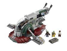 LEGO Star Wars - Rare Slave 8097 - New (No Box) - Boba Fett Han Solo Bossk