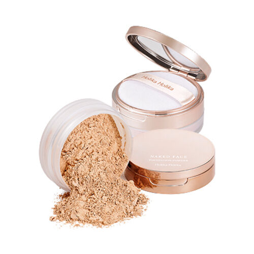 Holika Holika Naked Face Foundation Powder - 10g (SPF26 PA+)