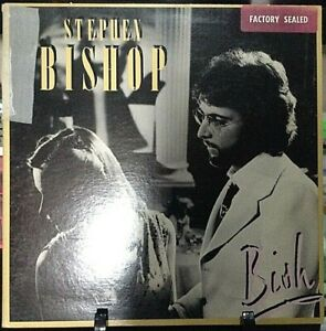 STEPHEN BISHOP Bish Album Released 1978 Vinyl/Record Collection US pressed