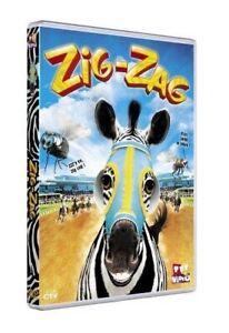 Zig-Zag-Racing-Stripes-DVD-NEUF-SOUS-BLISTER-Avec-la-voix-de-Gregory-Lemarchal